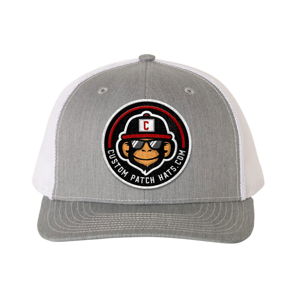 custom richardson 112 patch hat