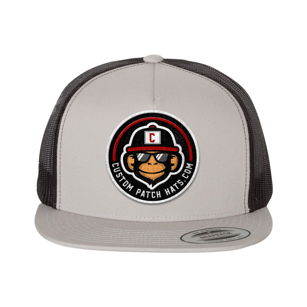 snapback custom patch hat