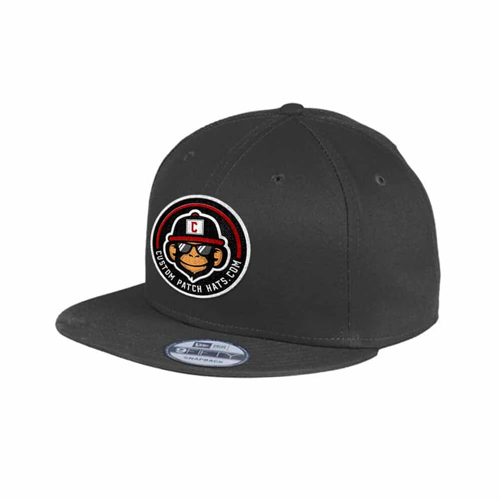 Custom New Era Snapback Patch Hat