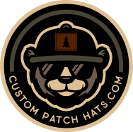 Custom Patch Hats Logo