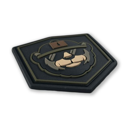 3D PVC Custom Patches