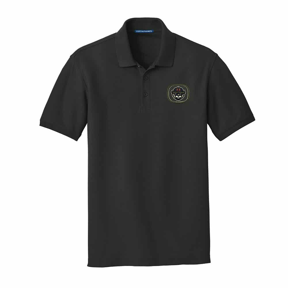 Custom Embroidered Patch Polo