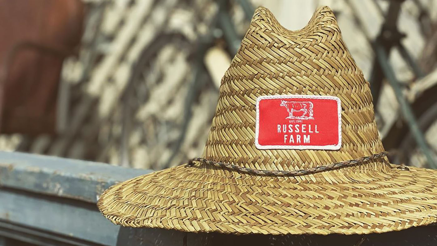 Custom Embroidered Straw Lifeguard Hat