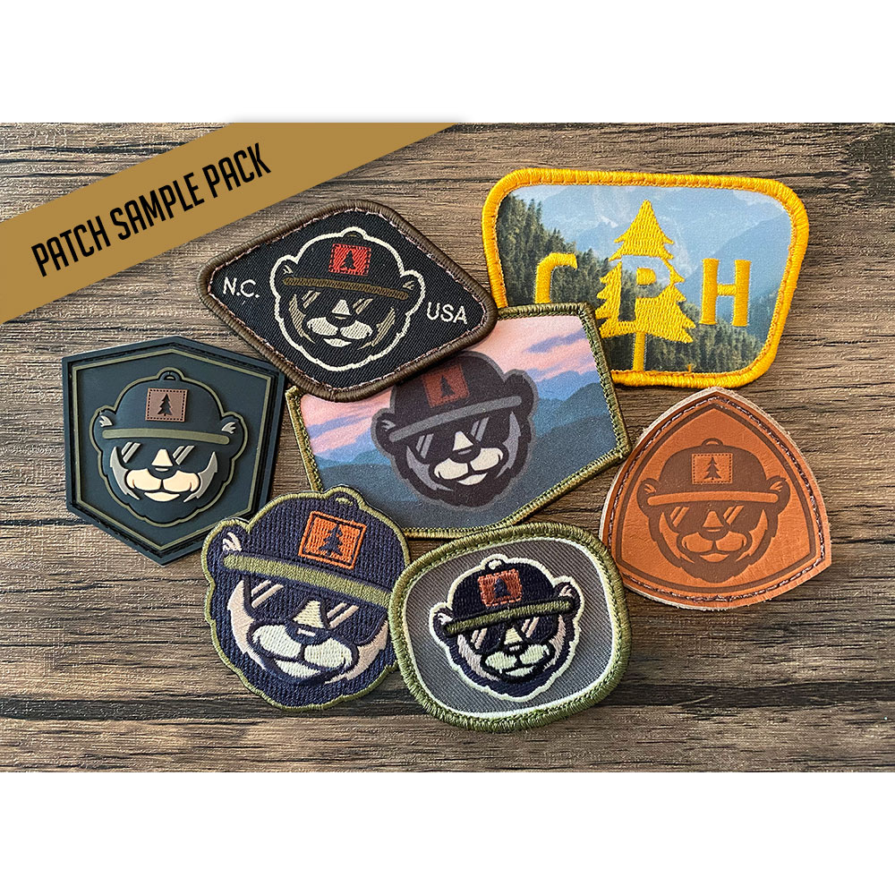CPH Patch Sample Pack
