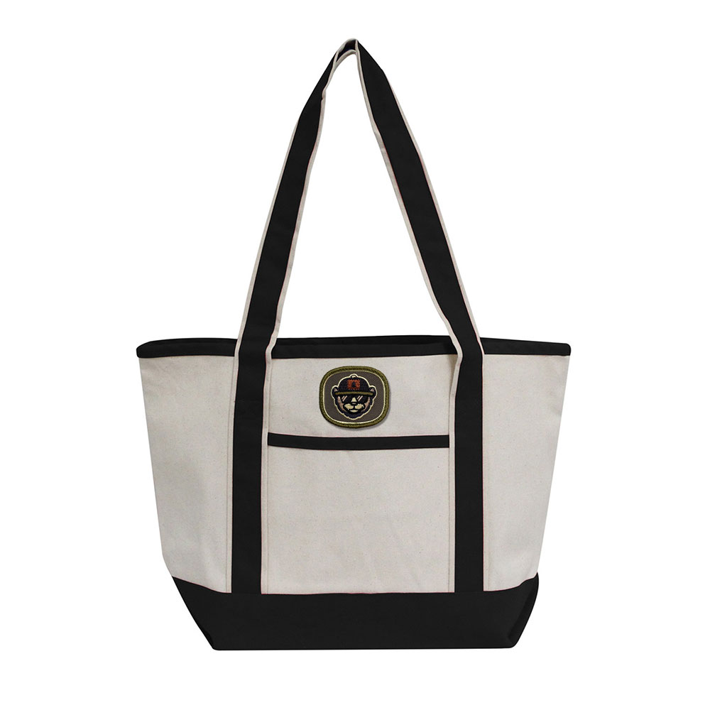 Customized Tote Bag With Patch