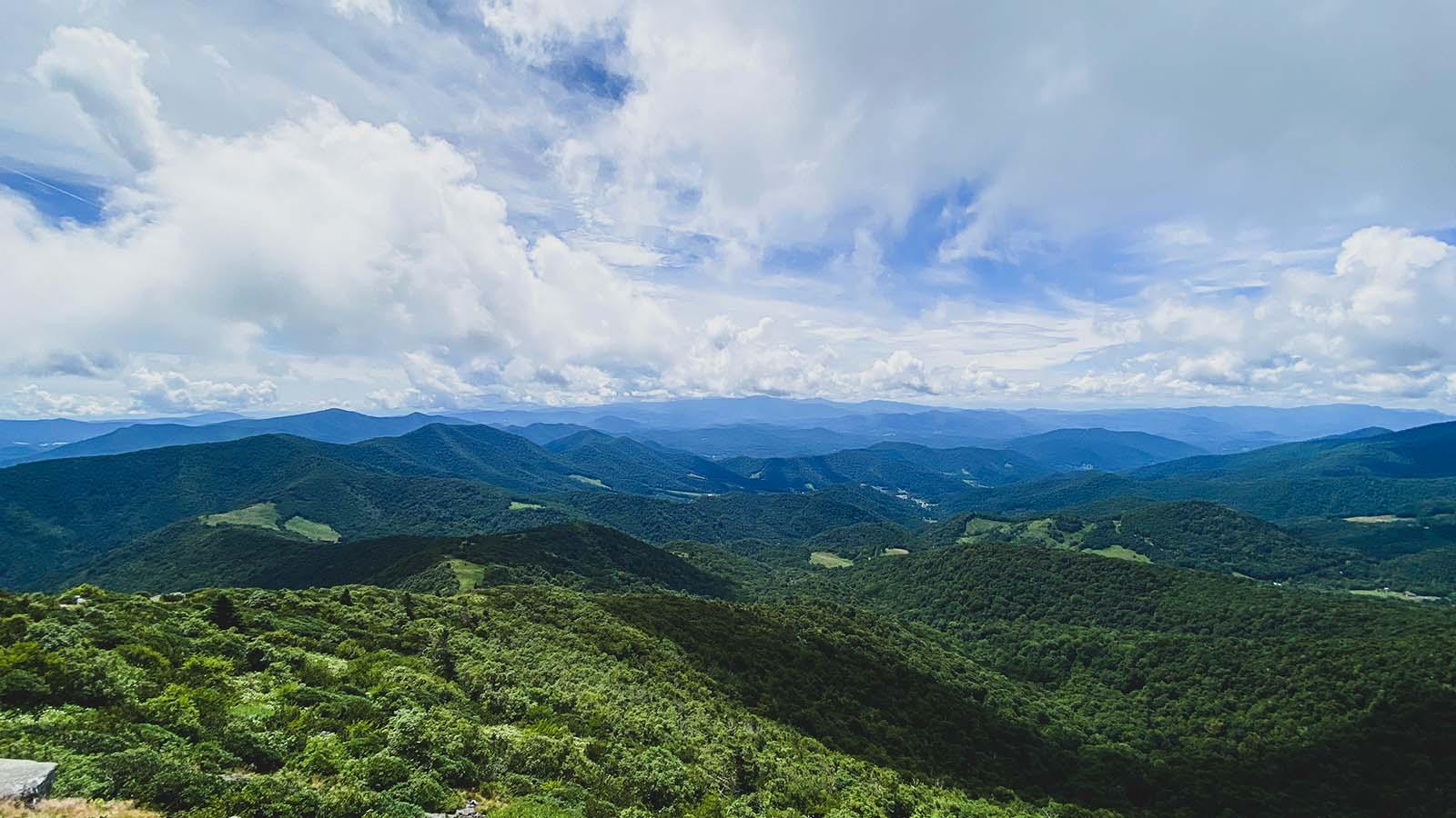 Smoky Mountains Roan Highlands